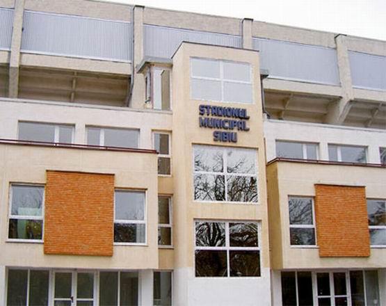 FOTBAL CLUB SIBIU Stadium_municipal