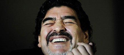 Diego Maradona a debutat cu dreptul ca antrenor în Mexic