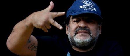Diego Maradona: Echipa națională a continuat să-și păstreze respectul lumii