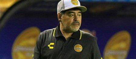 Maradona l-a criticat dur pe Messi, în care nu vede un lider