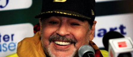 """Maradona, convins că noul selecţioner """"Tata"""" Martino va aduce multe victorii Mexicului"""