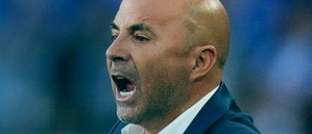 Jorge Sampaoli a fost demis de la naţionala Argentinei