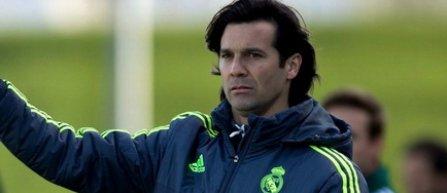 Santiago Solari: Vreau să văd echipa jucând cu multă determinare miercuri cu Melilla