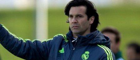 Santiago Solari: El Clasico este un meci magnific