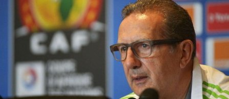 George Leekens a demisionat din funcţia de selectioner al Algeriei