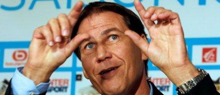 Antrenorul Rudi Garcia şi-a prelungit contractul cu Olympique Marseille până în 2021