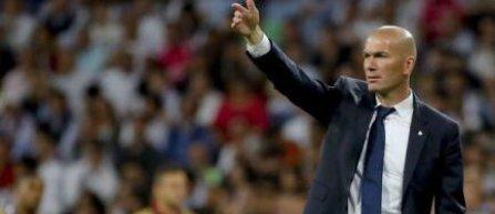 Zinedine Zidane: Am meritat să mergem în semifinale
