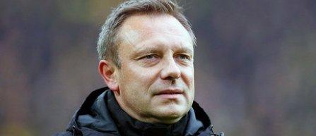 Tehnicianul Andre Breitenreiter a fost demis de la Hannover 96