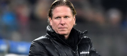 Hamburger SV l-a dat afară pe antrenorul Markus Gisdol