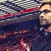 """Jurgen Klopp i-a cantat """"La multi ani! """" ofiterului de presă al FC Liverpool, alaturi de ziaristi"""