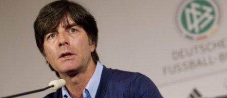 Joachim Löw speră că Germania va găzdui turneul final al EURO 2024