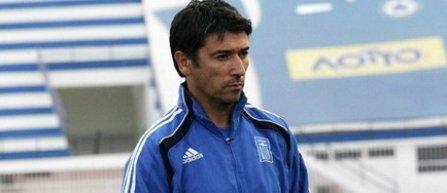 Kostas Tsanas, la conducerea tehnica a Greciei la meciul cu Serbia
