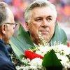Bayern Munchen, ploaie de goluri la cel de-al 1.000-lea meci al antrenorului Carlo Ancelotti