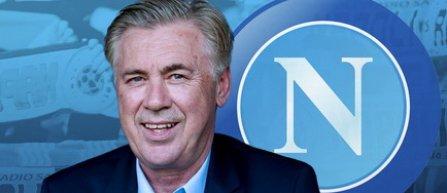 Carlo Ancelotti: În grupa C se poate întâmpla orice, spune antrenorul lui Napoli