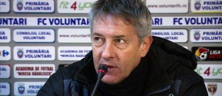 Cristiano Bergodi: E un meci greu. Jucăm cu echipa care e pe primul loc în Liga 1