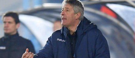Cristiano Bergodi: Ne dorim să câştigăm cu Dinamo, încă nu ne-am salvat de la retrogradare
