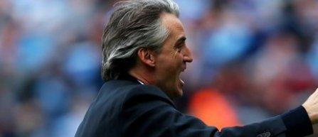 Roberto Mancini este noul selecţioner al Italiei