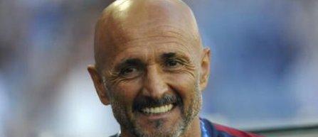 Spalletti spune că este bucuros că va prelua bănca tehnică a celor de la Inter Milano