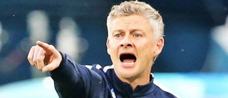 Ole Gunnar Solskjær, anunţat interimar la Manchester United pentru scurt timp