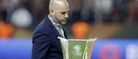 Peter Bosz: Felicitări lui Manchester United!