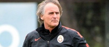 Galatasaray l-a demis pe Jan Olde Riekerink