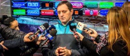 Antonio Conceicao a încercat să-şi convingă jucătorii că meciul cu Dunărea Călăraşi e dificil