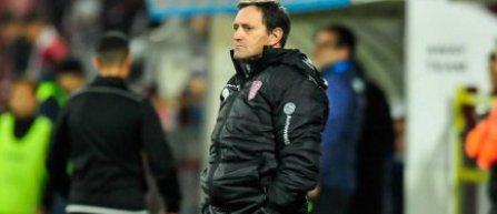 António Conceição: E posibil să mai vină 2-3 jucători pentru că ne dorim un lot mai echilibrat