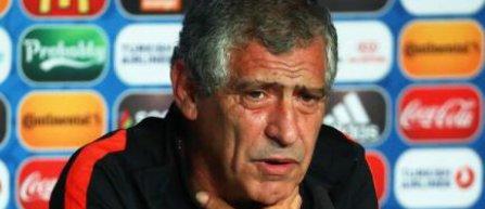 Fernando Santos: Portugalia trebuie sa castige