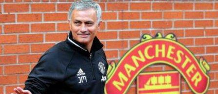 José Mourinho nu are de gând să plece de la Manchester United