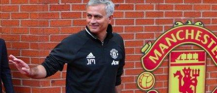 José Mourinho şi-a prelungit contractul cu Manchester United