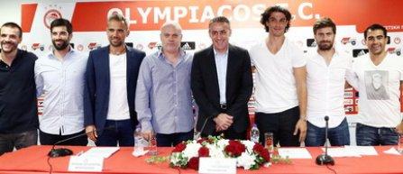Olympiakos Pireu va fi antrenata de Paulo Bento