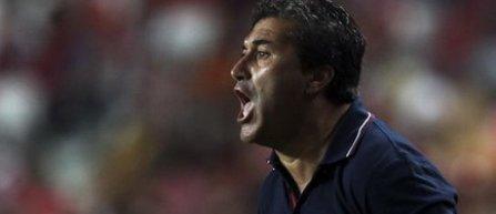Sporting Lisabona l-a demis pe antrenorul Jose Peseiro