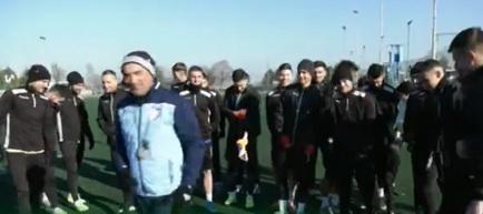 FC Argeș se pregătește să revină la antrenamente