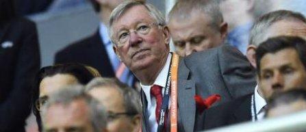 Sir Alex Ferguson: United a ridicat moralul orașului Manchester