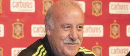 Vicente Del Bosque: Diego Costa e apt de joc