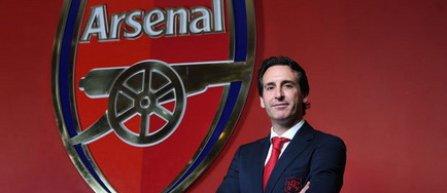 Unai Emery a fost numit la conducerea tehnică a lui Arsenal Londra
