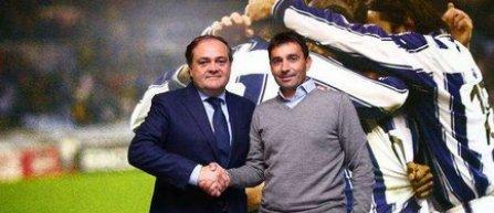 Asier Garitano, noul antrenor al echipei Real Sociedad pentru următorii trei ani