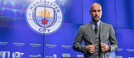 Pep Guardiola şi-a prelungit contractul cu Manchester City până în anul 2021