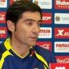 Antrenorul Marcelino si-a prelungit contractul cu Villarreal