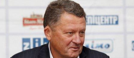 Myron Markevych, noul antrenor al echipei Dnepr Dnepropetrovsk
