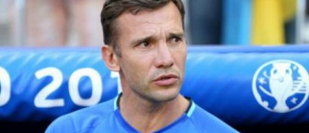 Andriy Shevchenko, numit selectioner al Ucrainei