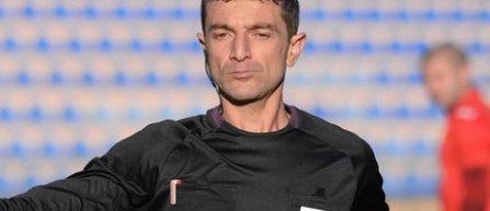 Armeanul Zaven Hovhannisyan va arbitra partida de tineret dintre Liechtenstein şi România