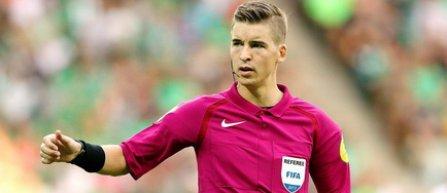 Meciul Lituania - România va fi arbitrat de francezul François Letexier