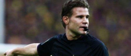 Felix Brych va arbitra finala Ligii Campionilor, Damir Skomina va conduce ultimul act în Europa League