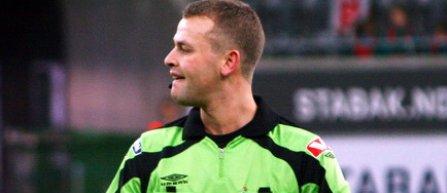 Norvegianul Svein Oddvar Moen va arbitra partida Astra Giurgiu - KRC Genk
