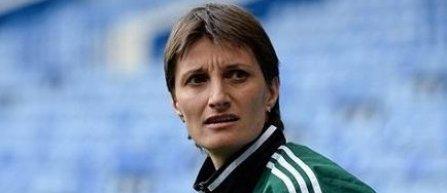 Fotbal feminin: Trei arbitri romani, delegati la Campionatul European din Olanda