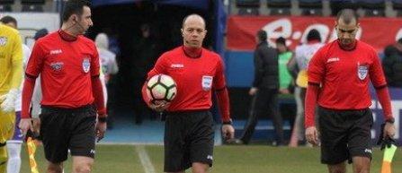 Marius Avram, delegat în preliminariile Europa League