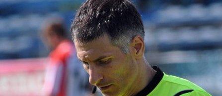 Adrian Comanescu si Marcel Barsan vor arbitra meciurile FC Viitorul - Pandurii si Concordia - Dinamo