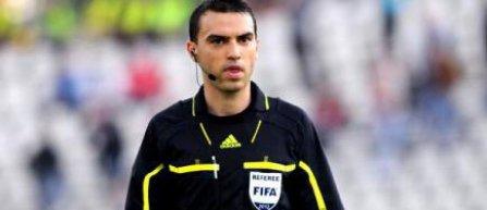 Ovidiu Hategan va arbitra meciul Juventus - FC Porto, din Liga Campionilor