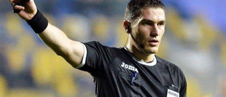 István Kovács va arbitra meciul Turcia - Suedia, din Liga Naţiunilor